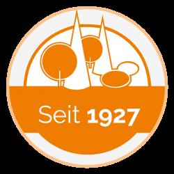 Logo Seit 1927